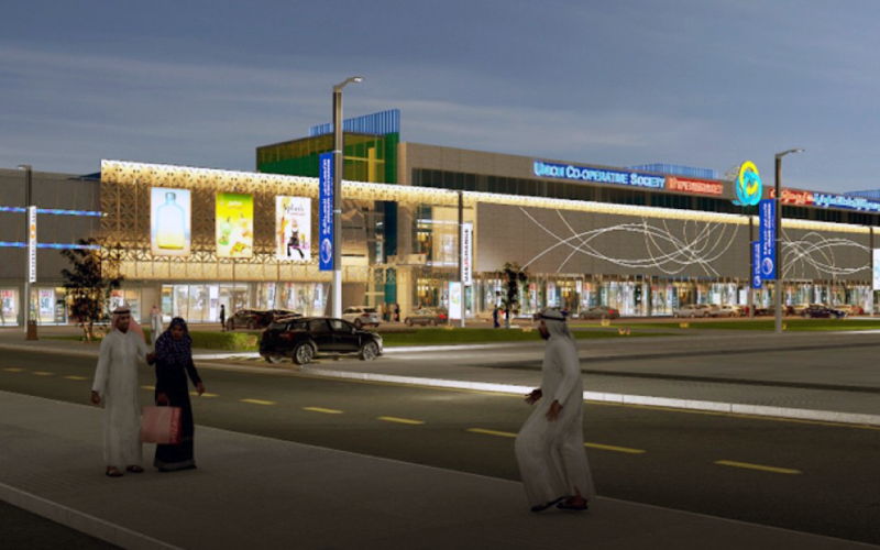 UNION COOP SHOPPING MALL – AL WARQA