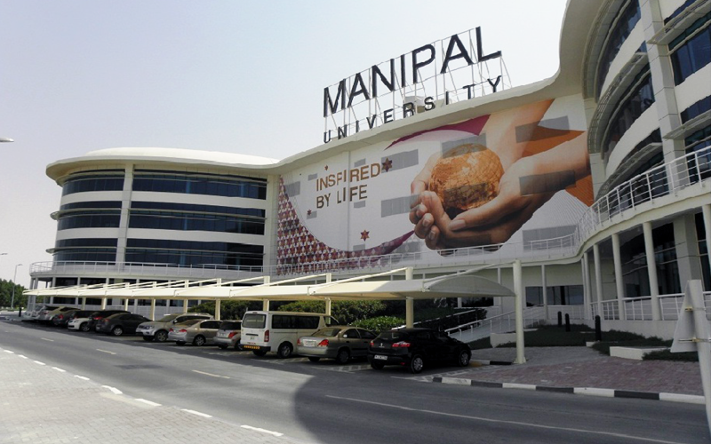 MANIPAL UNIVERSITY – ACADEMIC CITY, DUBAI