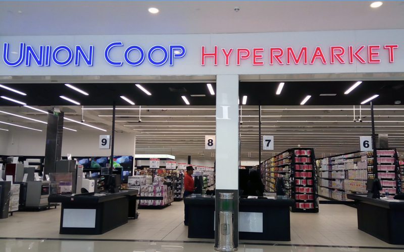 UNION COOP HYPERMARKET – INTERNATIONAL CITY, DUBAI