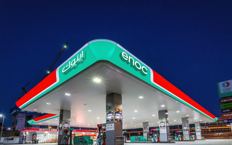 ENOC FILLING STATION 1060 – AL SAFOUH SECOND, DUBAI
